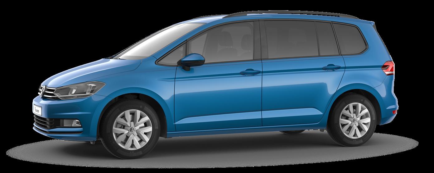 Volkswagen Touran private lease